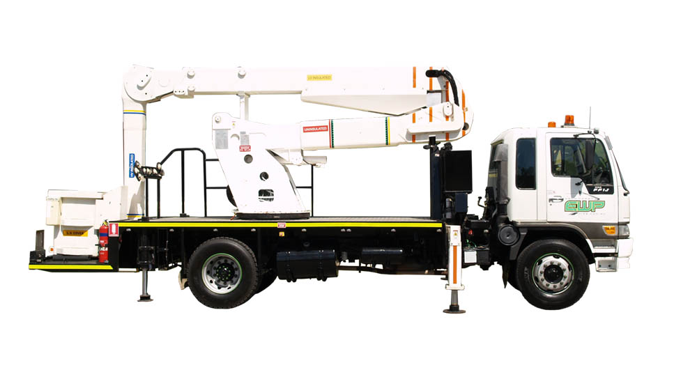 18m EWP Hire | Unit 1 | Elevated Work Platform Truck | EWP Hire | Gold Coast