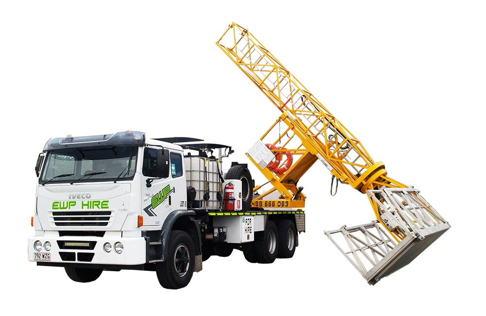 Under Bridge Unit | EWP Hire Gold Coast | Australia