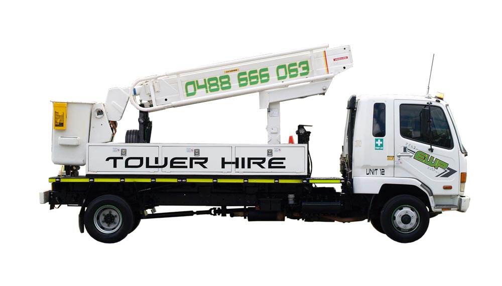 12m EWP Hire | EWP Hire Gold Coast