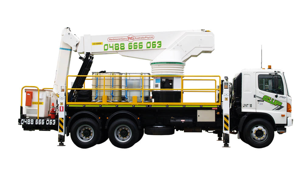 Unit 18 Cherry Picker Hire | EWP Hire Gold Coast | Australia