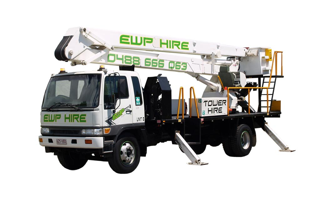23m EWP Hire | Cherry Picker Hire | EWP Hire Gold Coast