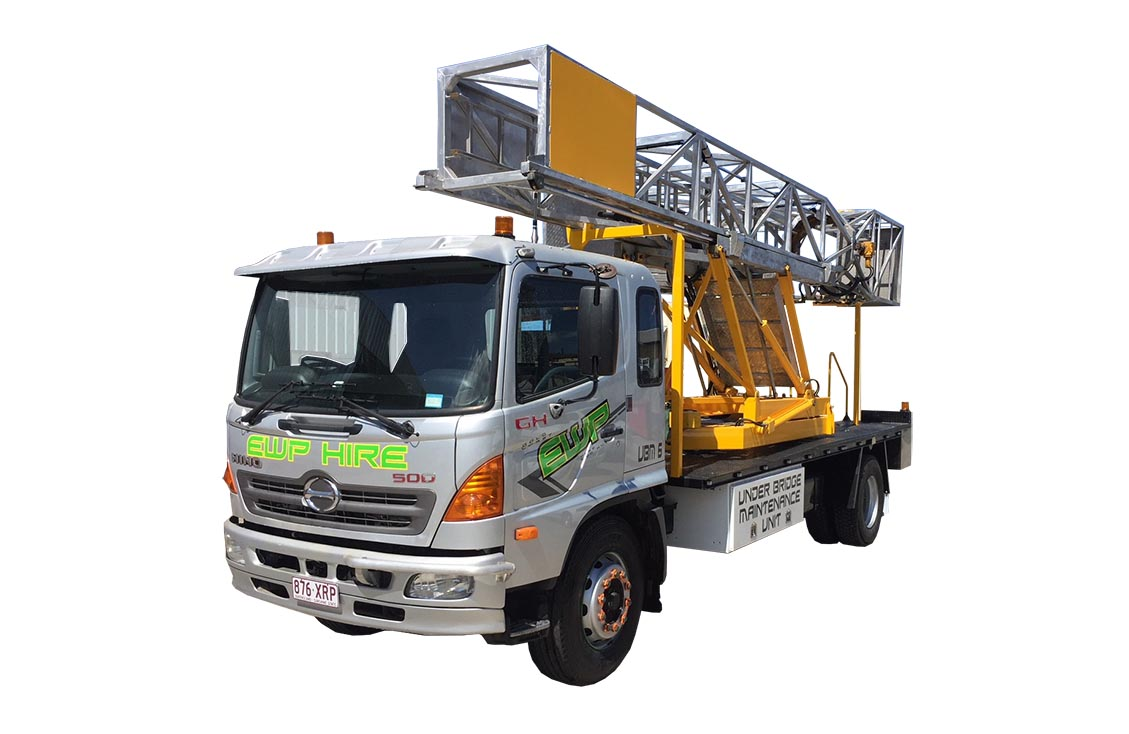 UBM 6 | Under Bridge Maintenance Unit | EWP Hire Gold Coast
